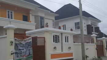 Luxury 5 Bedroom Fully Detached Duplex with Bq, Security House, Surveillance Cameras, Borehole, Water Treatment  Etc, Ikota Villa Estate, Lekki, Lagos, Detached Duplex for Sale