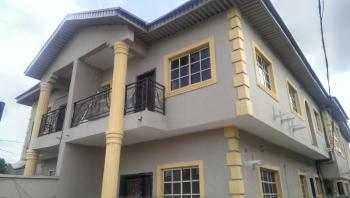 Deluxe 3 Bedroom Duplex +1 Room Bq, Medina, Gbagada, Lagos, Flat for Sale