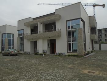 a Luxurious 4 Bedroom 1 Bq Serviced House Osborne 2, Osbourne 2, Osborne, Ikoyi, Lagos, Detached Duplex for Rent