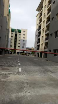 Serviced 3 Bedroom Flat with a Room Bq, Prime Water View Gardens Street, Lekki Phase 1, Lekki, Lagos, Flat for Rent