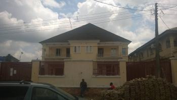 Brand New 4 Bedroom Semi-detached Duplex with Bq, Unilag Estate, Gra, Magodo, Lagos, Semi-detached Bungalow for Sale