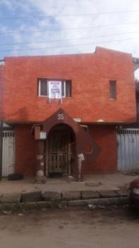 an Old Storey Building in a Mix Use Area of Ikeja, Behind Shoprite, Alausa, Ikeja, Lagos, Mixed-use Land for Sale