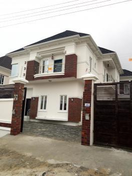 Newly Built 4 Bedroom Detached Duplex with a Maids Room, Western Estate, Ikota Villa Estate, Lekki, Lagos, Detached Duplex for Sale