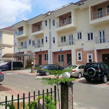 Well Finished & Serviced 4 Bedrooms Terrace Duplex with Bq, Brains & Hammers Estate, Life Camp, Gwarinpa, Abuja, Terraced Duplex for Sale