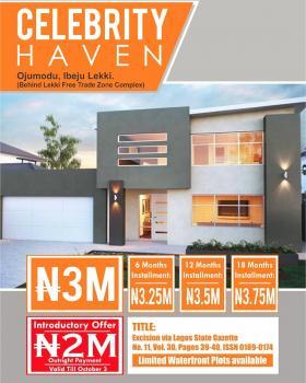Plot of Land, Haven Estate, Ojumodu Street, Awoyaya, Ibeju Lekki, Lagos, Residential Land for Sale