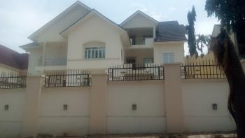 Luxury Finished 7 Bedroom with 2 Room Guest Chalet 2 Room Boys Quarter Swimming Pool, Off Ibb Way, Maitama District, Abuja, Detached Duplex for Rent