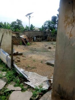 a Standard Plot of Land with a Bungalow on Top in a Quiet Environment, 24, Idi Oro Ikolaba, Akobo, Ibadan, Oyo, Mixed-use Land for Sale