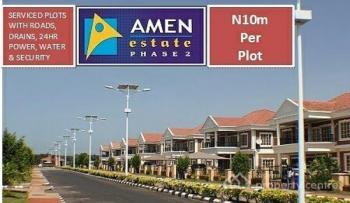 Amen Estate Phase 2 (emerald Bay Estate) for Sale, Eleko Beach Resort, Eleko, Ibeju Lekki, Lagos, Residential Land for Sale