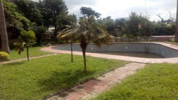 Luxury 7 Bedroom Duplex with Guest Chalet and Boys Quoters Swimming Pool Landscape, on Off Ibb Way, Maitama District, Abuja, Detached Duplex for Rent