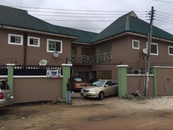 4 Units of Flats with Huge Commercial Turnover, Eliozu, Port Harcourt, Rivers, Block of Flats for Sale