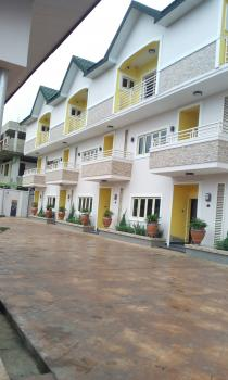 Newly Built  5 Units of 4 Bedroom Townhouse with  1 Bq, Off Freedom Way, Lekki Phase 1, Lekki, Lagos, Terraced Duplex for Rent