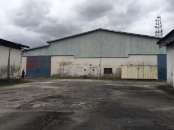 8000sqm Warehouse with 40 Offices on 26 Plots of Land, Trans Amadi Industrial Layout, Trans Amadi, Port Harcourt, Rivers, Warehouse for Sale