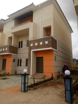 a Well Appointed and Newly Developed 4 Bedroom Town House, Carter Estate, Cedacrest Hospital Road, Apo, Abuja, Terraced Duplex for Sale