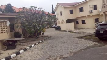 Decent Twin 4 Bedroom Duplex with a Bq, 4 Units of 2 Bedroom Flat, 3 Units of 2 Bedroom Bungalow on 2200sqm, Maitama District, Abuja, Block of Flats for Sale