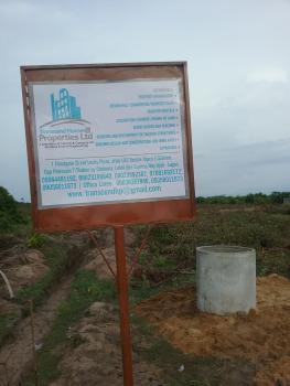 Plots Lands, Moros Park, Vgc, Lekki, Lagos, Mixed-use Land for Sale
