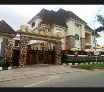 Luxury 7 Bedroom Duplex, Danube Street, Maitama District, Abuja, Detached Duplex for Sale