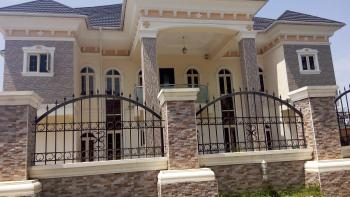Ambassadorial Fully Detached Serviced & Furnished 6 Bedroom Top Notch Duplex with 2 Rooms Bq, Pool, Lounge Area, Maitama District, Abuja, Detached Duplex for Rent