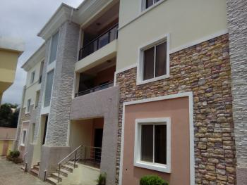 Luxury Furnished and Service 3 Bedrooms with a Furnished Room Bq Apartments, Off Thames Street, Maitama District, Abuja, Flat for Rent