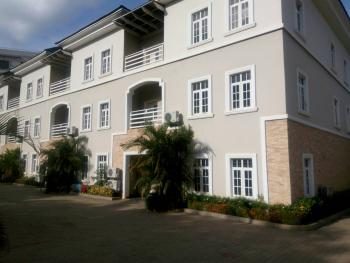 Tastefully Built & Serviced 7 Units, 4 Bedroom Townhouse with Maids Quarters & Swimming Pool, Off Yakubu Gowon Way, Near Ecowas Secretariat, Asokoro District, Abuja, Terraced Duplex for Rent