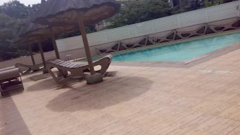 Luxury N Tastefully Fully Serviced N Furnished 3bedroom,bq,pool,gym Room,24hrs Light,cctv Cameras,green Areas,  Maitama, Maitama, Maitama District, Abuja, Flat for Rent