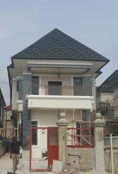 Newly Built 5 Bedroom Detach Duplex with Bq, Chevy View Estate, Lekki, Lagos, Detached Duplex for Sale