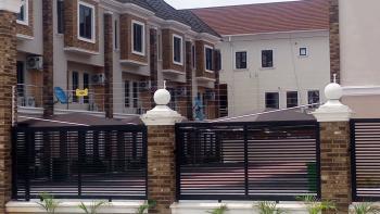 Luxurious 4 Bedroom Terrace Duplex + Bq in an Estate, Off Kushenla Rd, Ikate Elegushi, Lekki, Lagos, Terraced Duplex for Rent