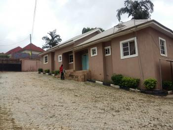 2 Bedroom Flats in a Mini Estate of 10 Flats, Along 1st Avenue, Fha Estate, Lugbe District, Abuja, Flat for Rent