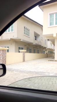 Tastefully Finished 4 Bedroom Semi Detached Duplex with a Room Bq, Road  House G134, Lekki Gardens Estate, Ajah, Lagos, House for Rent