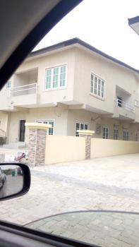 Tastefully Finished 4 Bedroom Semi Detached Duplex with a Room Bq, Road  House G85, Lekki Gardens Estate, Ajah, Lagos, House for Rent