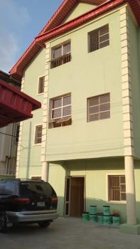 Newly Built Furnished One Room Self-contained Serviced Apartment, Off Onike Round About, Onike, Yaba, Lagos, Self Contained (studio) Flat for Rent