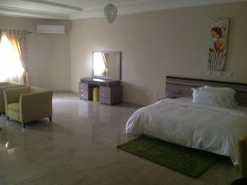 Exquisite 3 Bedroom Furnished & Serviced Apartments  with 1 Bq, Asokoro District, Abuja, Flat for Rent