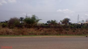 Bare Land, Along Old Abakaliki Enugu Road, Abakaliki, Ebonyi, Mixed-use Land for Sale