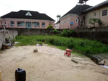 Well Located and Fully Fenced One Plot of Dry and Firm Land, Off Amaechi Drive, Gra Phase 3, Port Harcourt, Rivers, Residential Land for Sale