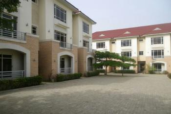 8 Units of 4 Bedroom Terrace Duplex with a Room Bq and S/pool, Jabi, Abuja, Terraced Duplex for Sale