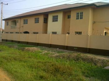 Well-built 4 Bedroom Semi-detached House with 2 Bedroom Miniflat for Sale, Near Channels Television Station, Opic, Isheri North, Lagos, Semi-detached Duplex for Sale