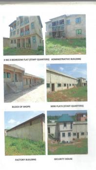 Distressed Sale ( C of O), Agbara  Industrial Layout, Agbara Oke, Agbara, Ogun, Factory for Sale