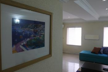 High Garden Pent House with Study, Victoria Island (vi), Lagos, Flat Short Let