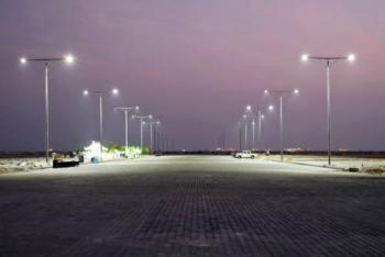 10000sqm Land, Eko Atlantic City, Victoria Island (vi), Lagos, Residential Land for Sale