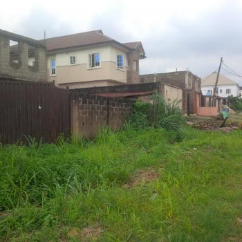 Uncompleted Block of 4 Flats on Full Plot for Sale in Magodo 1, Phase 1, Magodo, Lagos, House for Sale