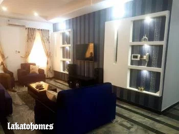 an Elegantly Built 3 Bedroom Flat with Top Notch Facilities, Christ Avenue, Lekki Phase 1, Lekki, Lagos, Flat Short Let