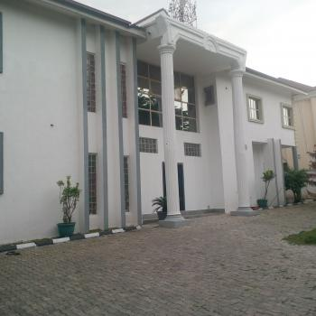 7 Bedroom Detached Duplex, 3 Bedrooms Servant Quarters ( Multiple Adaptation/ Mixed Use), Off Aminu Kano Crescent, Wuse 2, Abuja, Detached Duplex for Rent