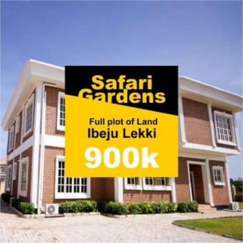 Own a Plot of Land in Your Childs Name, Safari Gardens, Along Dangote Fertilzation Company Road, Ibeju Lekki, Lagos, Mixed-use Land for Sale