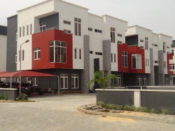Luxury Serviced 4 Bedroom Duplex in an Estate, Castle Rock Avenue, Opposite Aa Rescue Behind Femi Okunnu Estate, Jakande, Osapa, Lekki, Lagos, Semi-detached Duplex for Sale