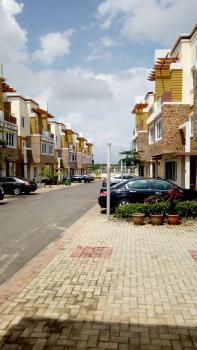London Pattern Luxury 3 Bedroom Duplex, Wuye, Abuja, Terraced Duplex for Rent
