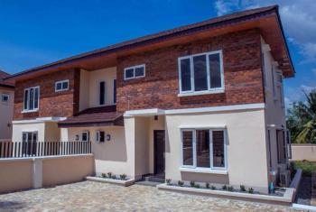 Stunning 4 Bedroom Semi Detached Brand New Duplex, Emerald Court, Ikolaba, Bodija, New Bodija, Ibadan, Oyo, Semi-detached Duplex for Sale