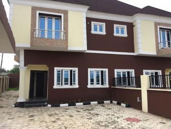 Newly Built and Tastefully Finished Twin Duplex, Ikolaba Estate, New Bodija, Ibadan, Oyo, Semi-detached Duplex for Sale