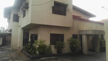 Massive 7 Bedroom Detached House Ideal for Either Residence of Office, Maryland Crescent, Maryland, Lagos, Detached Duplex for Rent
