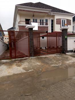 Newly Built 5 Bedroom Luxury Detached Duplex with a Room Servant Quarters, Fitted Kitchen, Off Lekki County Homes Road, Ikota Villa Estate, Lekki, Lagos, Detached Duplex for Sale