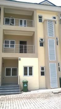 4 Bedroom Duplex + Bq, Off Amino Kano Cr, Wuse 2, Abuja, Terraced Duplex for Sale