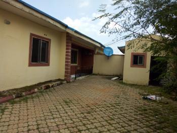 2 Bedroom Bungalow, Efab Estate, Life Camp, Mbora, Abuja, Semi-detached Bungalow for Rent